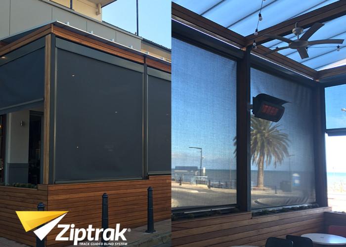 Ziptrak Outdoor Blind 25