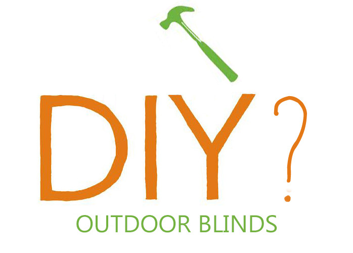 DIY Outdoor Blinds
