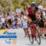 Ziptrak® is sponsoring the Tour Down Under